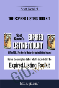 The Expired Listing Toolkit - Scot Kenkel