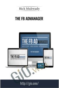 The Fb AdManager – Rick Mulready