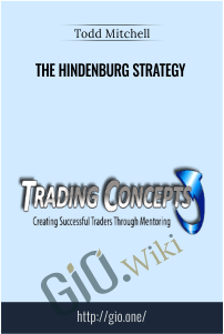 The Hindenburg Strategy –  Todd Mitchell