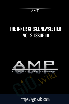 The Inner Circle Newsletter vol.2, issue 10 - AMP