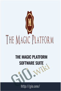 The Magic Platform Software Suite