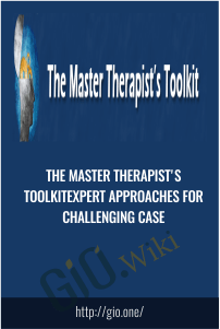 The Master Therapist's ToolkitExpert approaches for challenging case