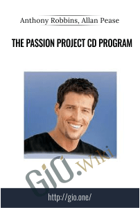 The Passion Project CD Program –  Anthony Robbins, Allan Pease