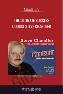 The Ultimate Success Course Steve Chandler – MindShift
