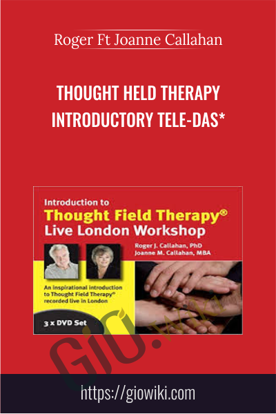 Thought Held Therapy Introductory Tele-Das* - Roger Ft Joanne Callahan
