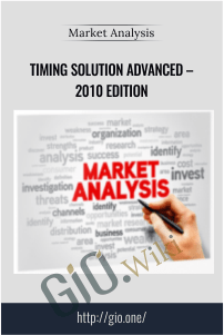 Timing Solution Advanced – 2010 Edition – Market Analysis