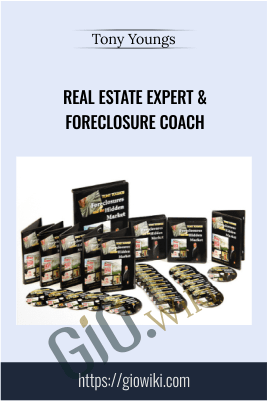 Real Estate Expert & Forclosure Coach – Tony Youngs