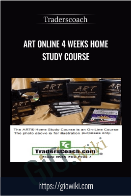 ART Online 4 Weeks Home Study Course – Traderscoach