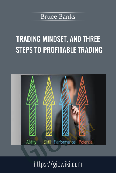 Trading Mindset, and Three Steps To Profitable Trading - Bruce Banks