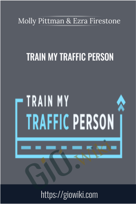 Train My Traffic Person - Molly Pittman & Ezra Firestone