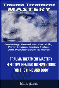Trauma Treatment Mastery Effective Healing Interventions for The Mind and Body