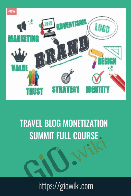 Travel Blog Monetization Summit Full Course
