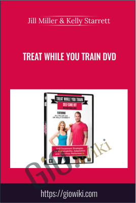Treat While You Train DVD - Jill Miller & Kelly Starrett