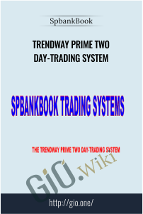 Trendway Prime Two Day-Trading System – SpbankBook