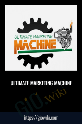 Ultimate Marketing Machine - Dave Dee