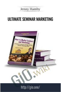 Ultimate Seminar Marketing - Jenny Hamby
