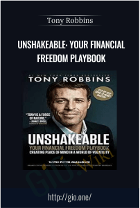 Unshakeable: Your Financial Freedom Playbook – Tony Robbins