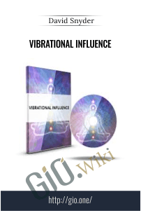 Vibrational Influence – David Synder