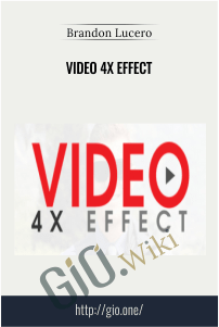 Video 4x Effect – Brandon Lucero