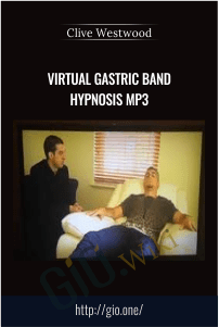 Virtual gastric band Hypnosis Mp3 – Clive Westwood