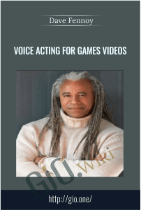 Voice Acting For Games Videos – Dave Fennoy