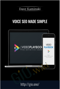 Voice SEO Made Simple - Dave Kaminski