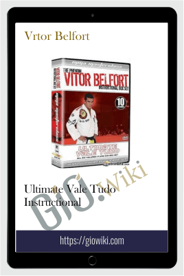Ultimate Vale Tudo Instructional – Vrtor Belfort