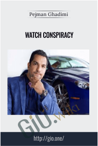 Watch Conspiracy - Pejman Ghadimi
