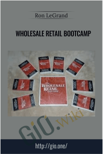 Wholesale Retail Bootcamp