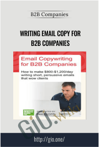 Writing Email Copy for B2B Companies