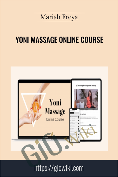 Yoni Massage Online Course - Mariah & Phil