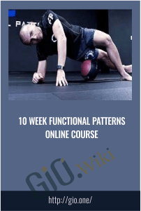 10 Week Functional Patterns Online Course