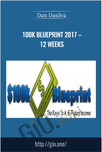 100K Blueprint 2017 – 12 Weeks –  Dan Dasilva