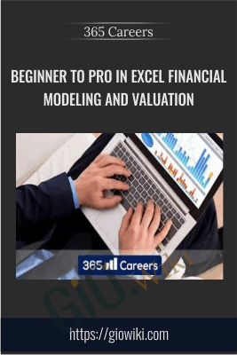 Beginner to Pro in Excel Financial Modeling and Valuation - 365 Careers