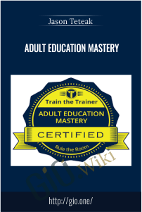 Adult Education Mastery