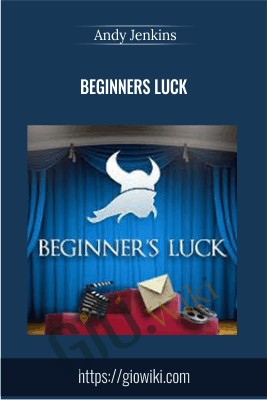Beginners Luck - Andy Jenkins