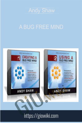 A Bug Free Mind - Andy Shaw