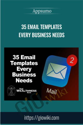 35 Email Templates Every Business Needs - Appsumo