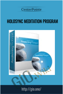 HoloSync Meditation Program - CenterPointe