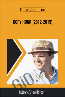 Copy Hour (2012-2015) – Derek Johanson