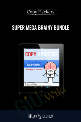 Super Mega Brainy Bundle – Copy Hackers