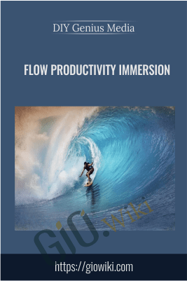 Flow Productivity Immersion - DIY Genius Media