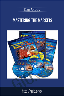 Mastering The Markets – Dan Gibby