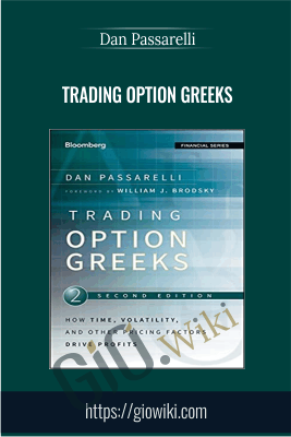 Trading Option Greeks - Dan Passarelli