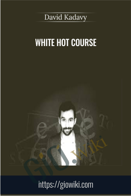 White Hot Course - David Kadavy