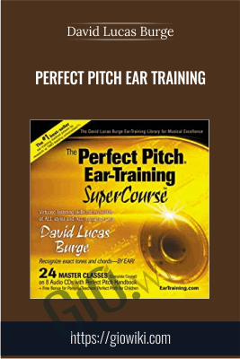 Perfect Pitch Ear Training - David Lucas Burge