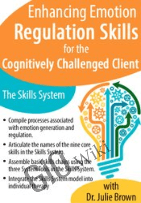 Enhancing Emotion Regulation Skills for the Cognitively Challenged Client: The Skills System - Julie Brown