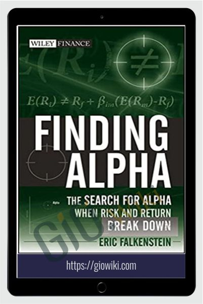 Finding Alpha – Eric Falkenstein