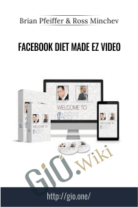 FaceBook Diet Made EZ Video - Brian Pfeiffer & Ross Minchev