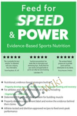 Feed for Speed & Power: Evidence-Based Sports Nutrition - Jon Vredenburg